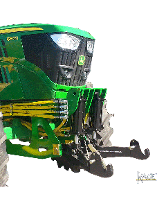 JD 6150 M Front 3 Point