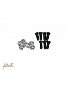 Bolt and Locknut Set (Steel Edge), SB60