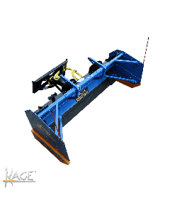 SnowFire System For Skid Steers (Blade & Box)